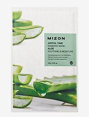 MIZON - Joyful Time Mask Aloe - sheet mask - clear - 0
