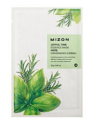 MIZON Joyful Time Mask Herb - CLEAR