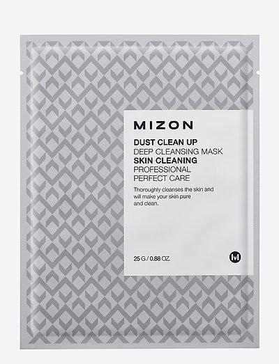 Dust Clean Up Mask - sheet mask - no colour