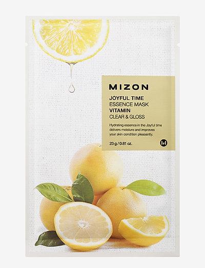 Joyful Time Mask Vitamin - CLEAR