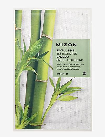 Joyful Time Mask Bamboo - CLEAR