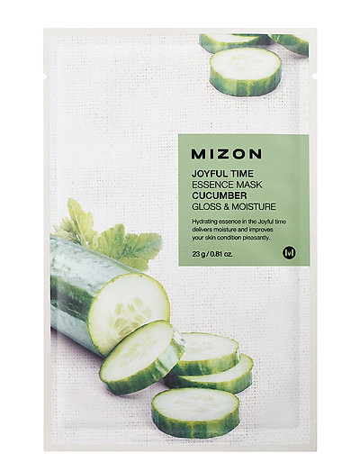 Joyful Time Mask Cucumber - CLEAR