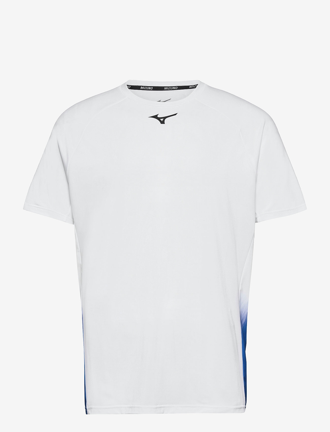 Mizuno - Shadow Tee(M) - t-shirts - white - 0