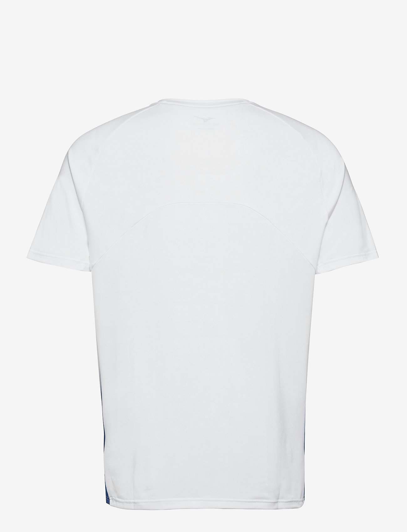 Mizuno - Shadow Tee(M) - t-shirts - white - 1