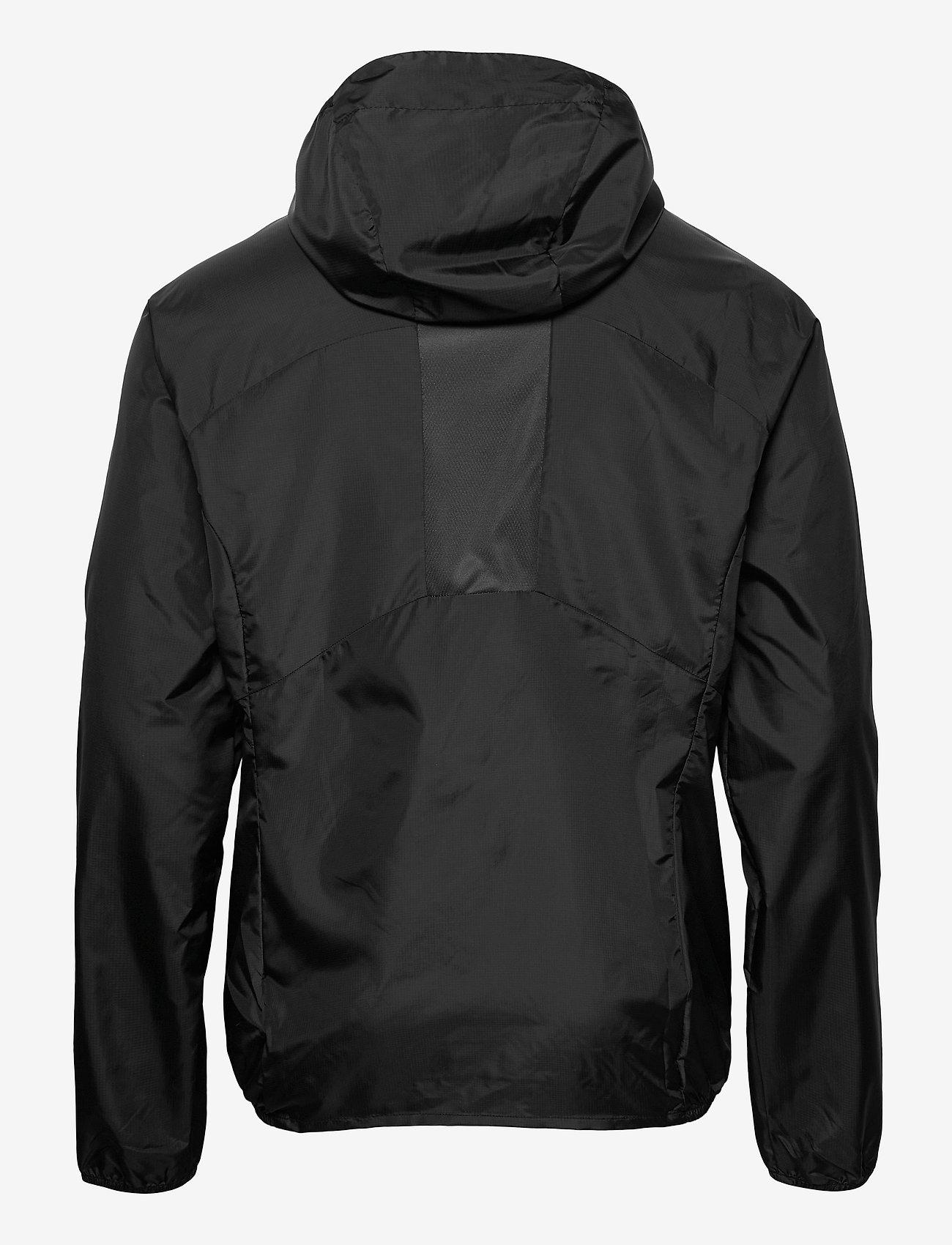 Mizuno - Hoody Jacket(M) - sportsjakker - black - 1