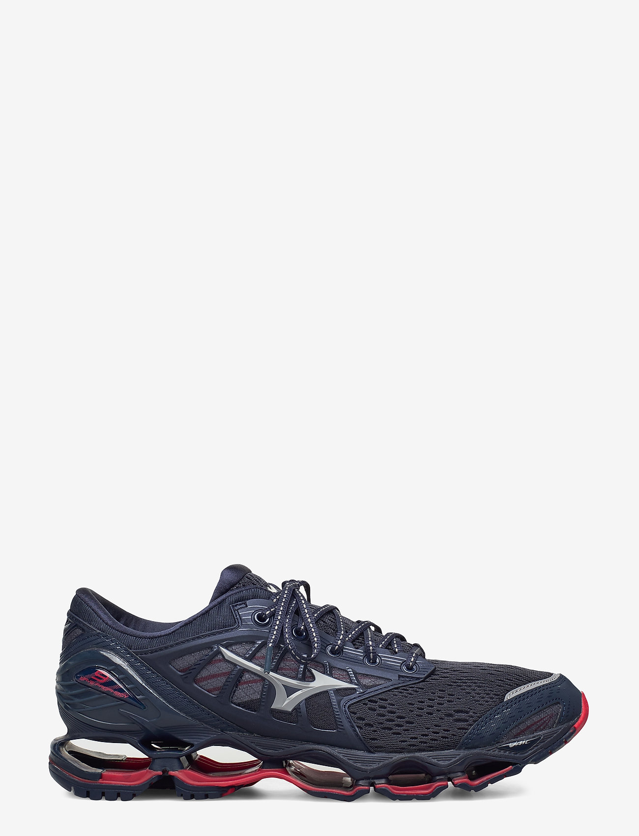 Mizuno - WAVE PROPHECY 9(M) - löbesko - mood indigo/frost gray/lollipop - 1