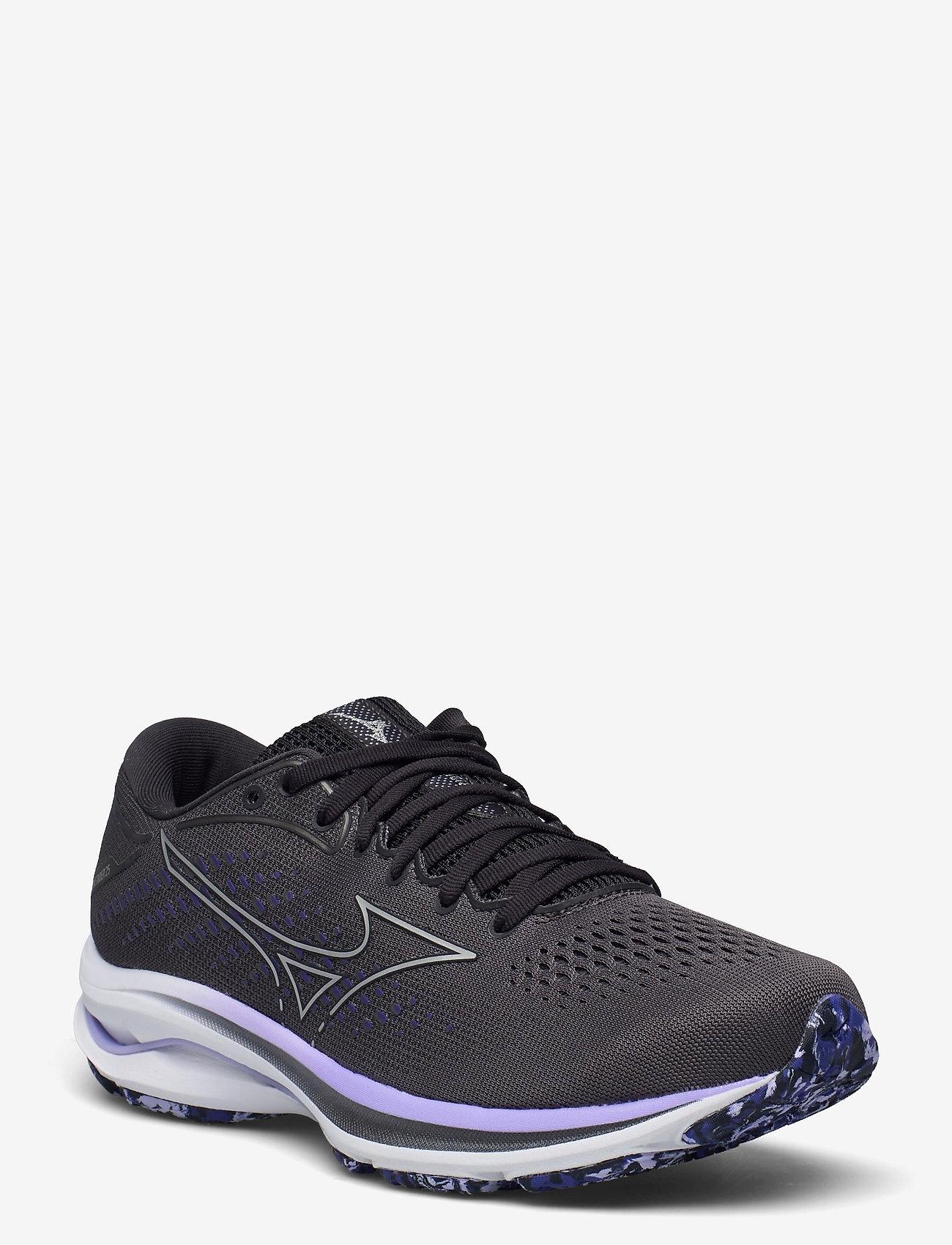 Mizuno - WAVE RIDER 25(W) - running shoes - blackened pearl - 0