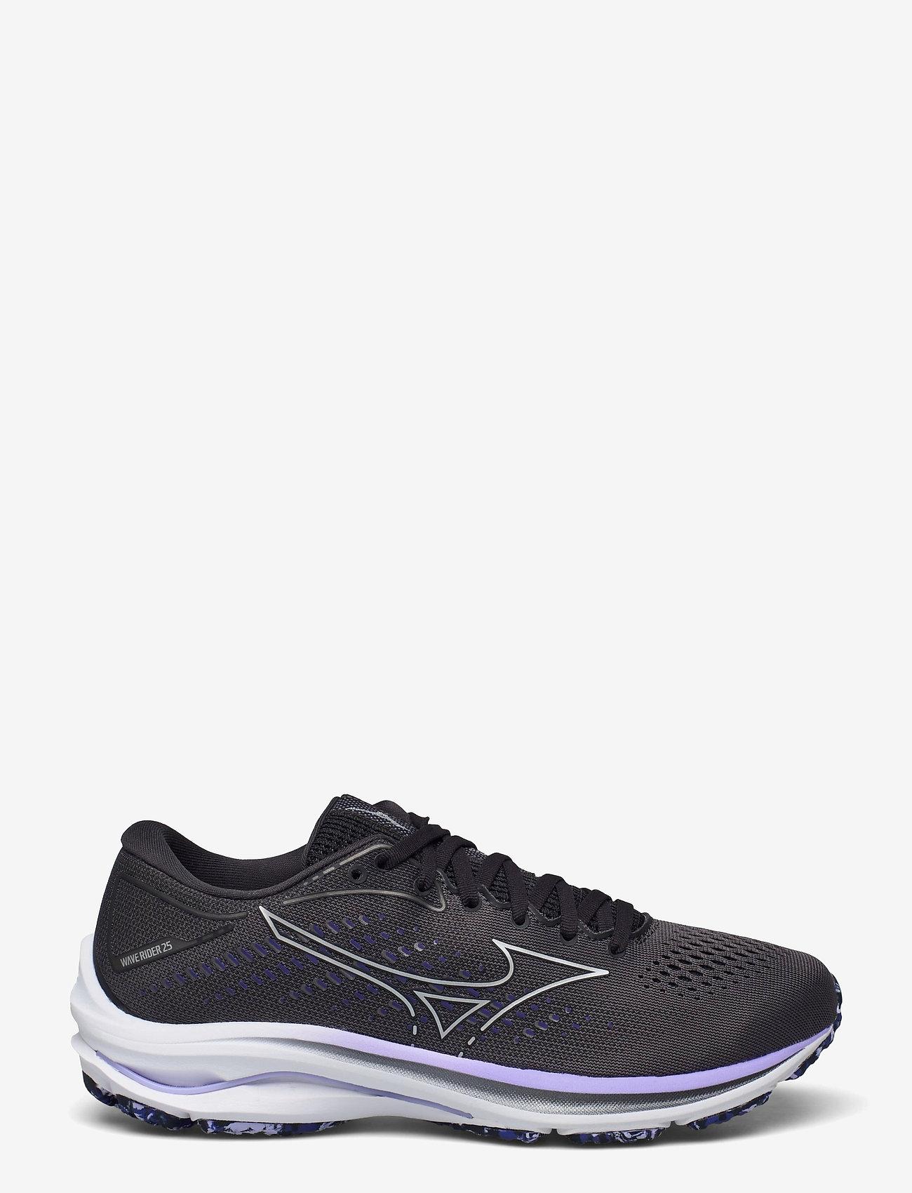 Mizuno - WAVE RIDER 25(W) - running shoes - blackened pearl - 1