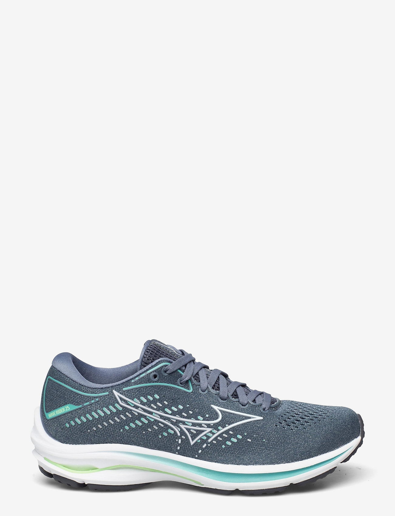 Mizuno - WAVE RIDER 25(W) - running shoes - pearl blue - 1