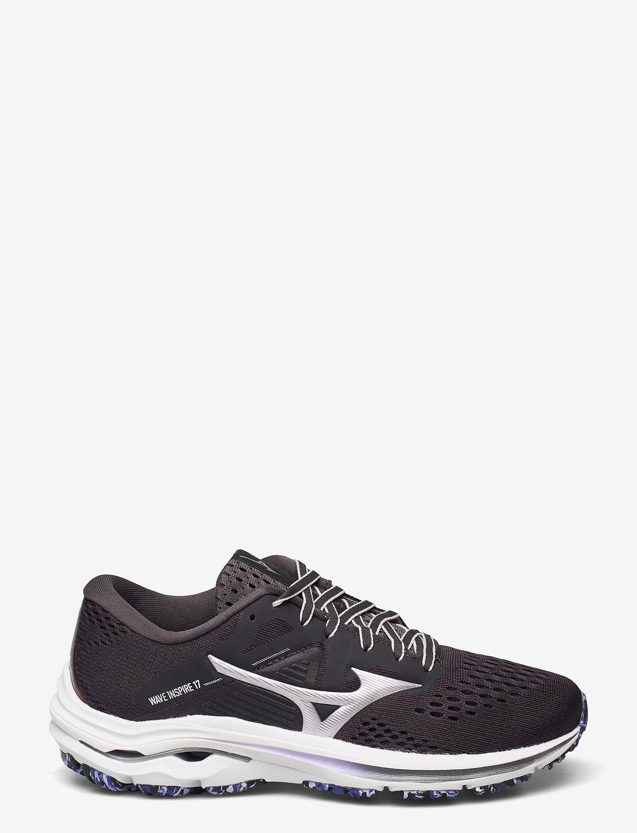 Mizuno - WAVE INSPIRE 17(W) - running shoes - blackened pearl - 1