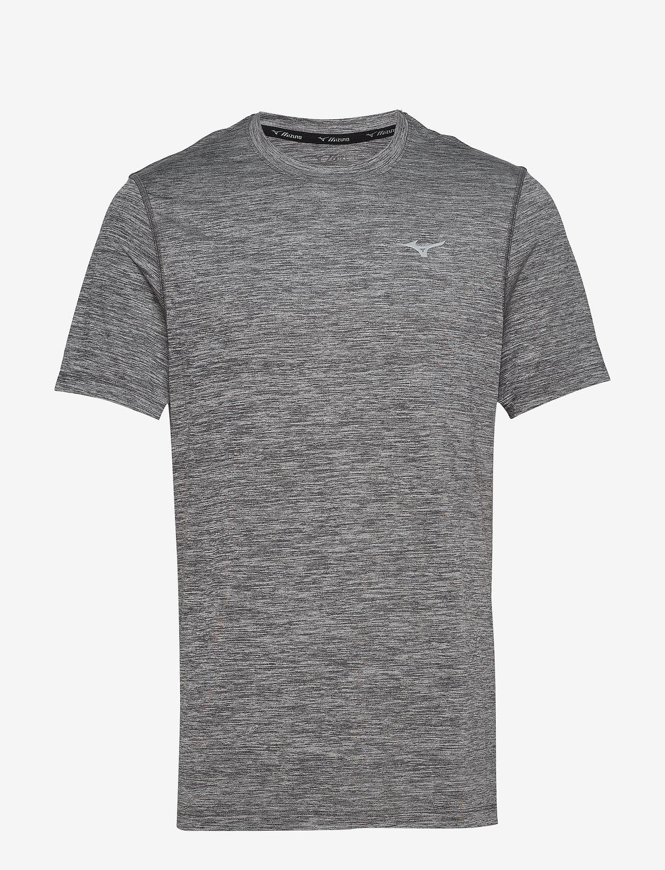 Mizuno - Impulse Core Tee(M) - t-shirts - magnet - 0