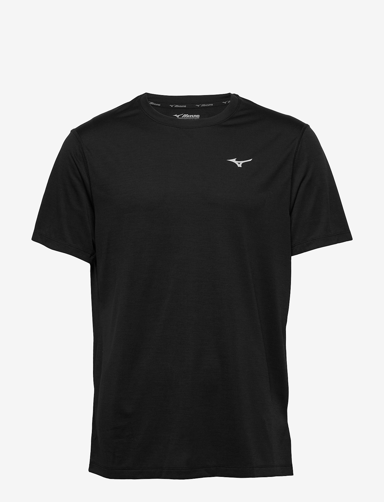 Mizuno - Impulse Core Tee(M) - t-shirts - black - 0