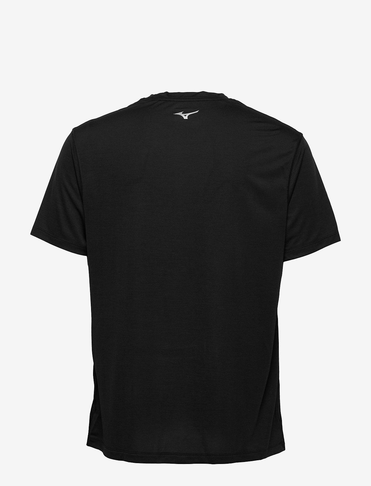 Mizuno - Impulse Core Tee(M) - t-shirts - black - 1