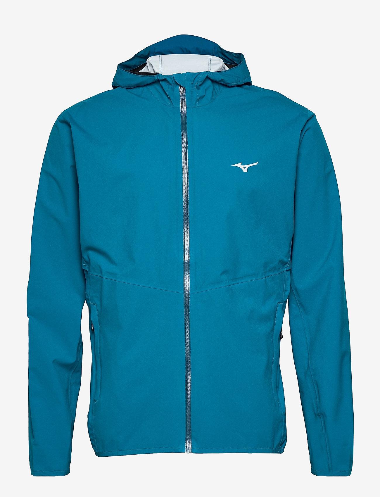 Mizuno - 20K ER Jacket(M) - sportsjakker - mykonos blue - 0