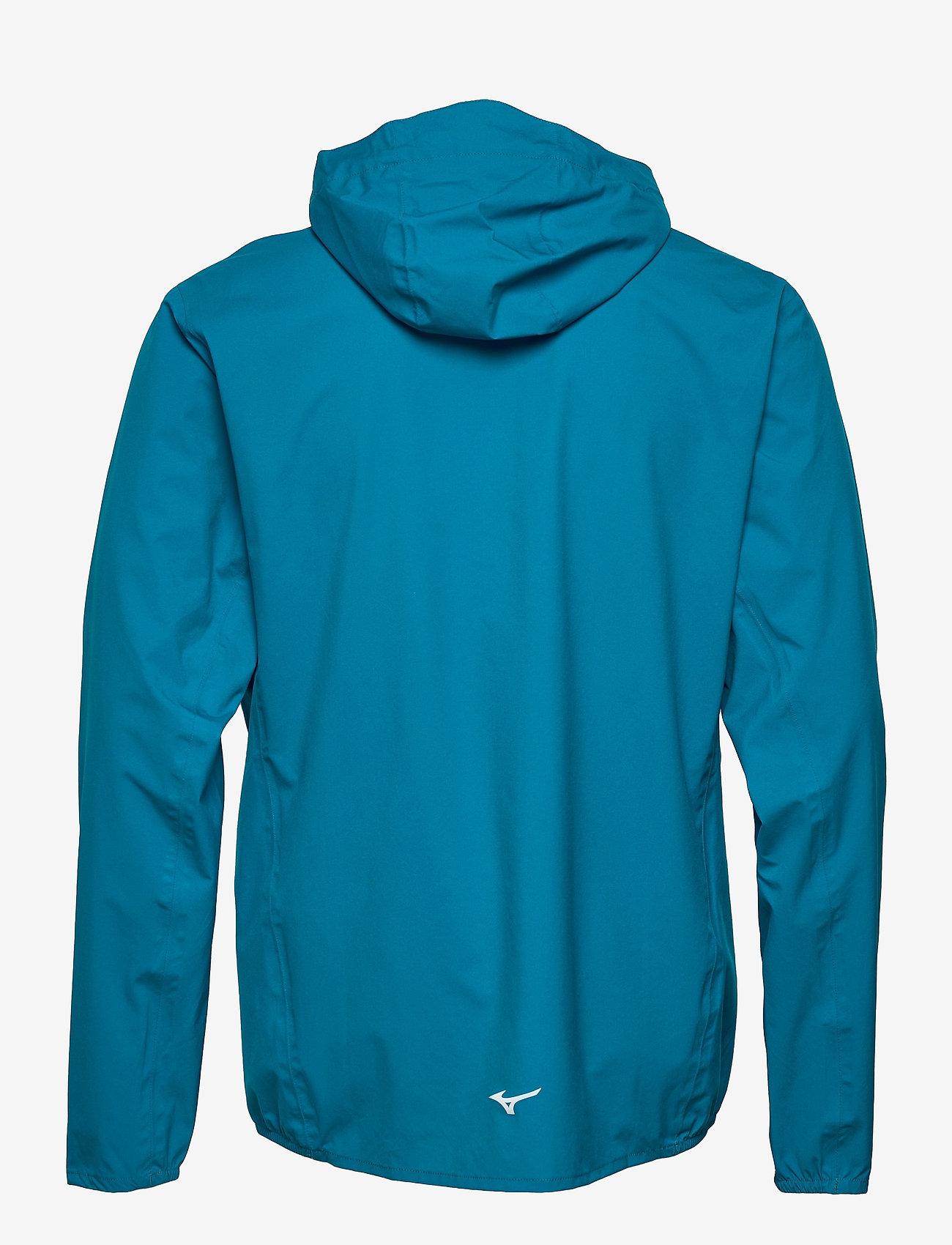 Mizuno - 20K ER Jacket(M) - sportsjakker - mykonos blue - 1