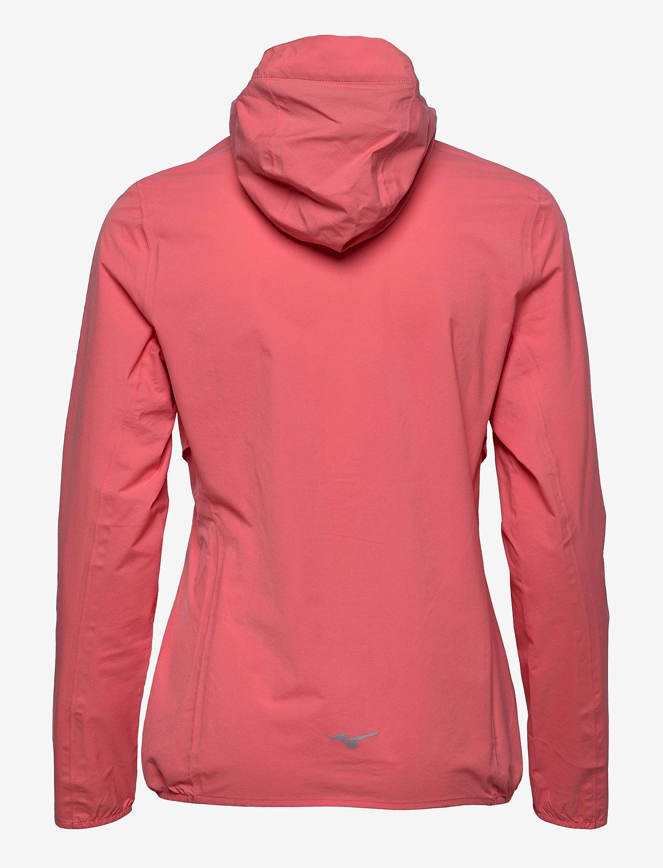 Mizuno - 20K ER Jacket(W) - koulutustakit - tea rose - 1