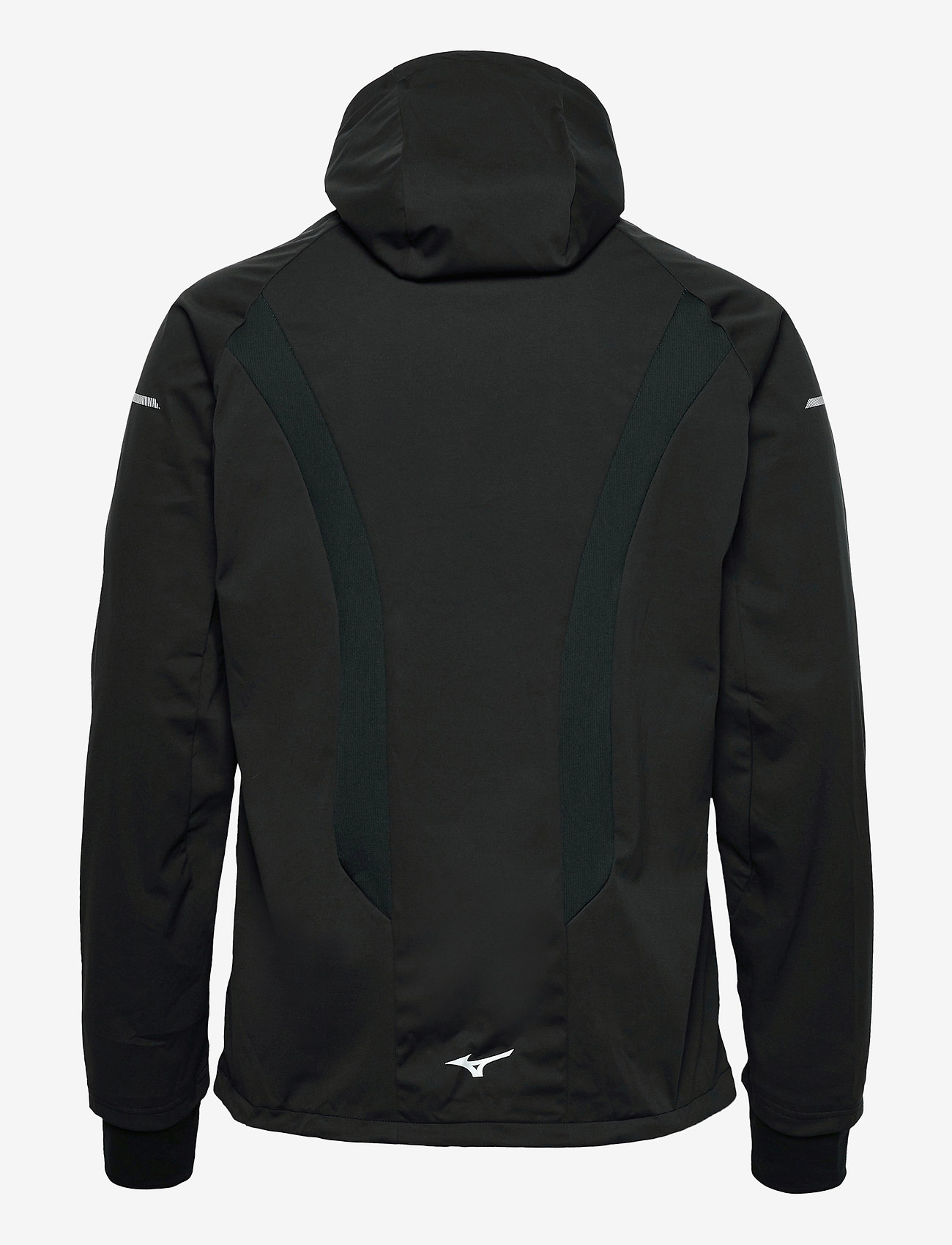Mizuno - Hineri BT Softshell(M) - sportsjakker - black - 1