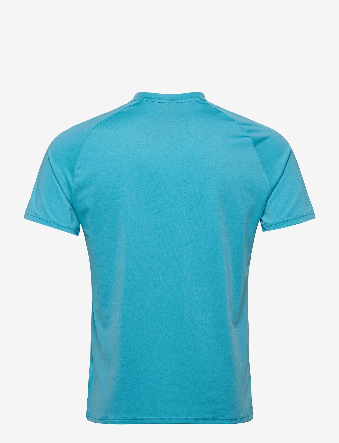 Mizuno Shadow Polo - Poloskjorter SCUBA BLUE - Menn Klær