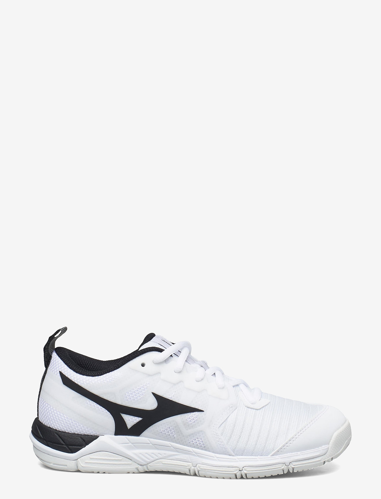 Mizuno - WAVE SUPERSONIC 2(U) - inomhusskor - white / black - 1