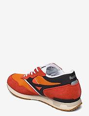 Mizuno - Mizuno GV 87(U) - lave sneakers - orangepeel/blk/pristine - 2