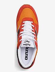Mizuno - Mizuno GV 87(U) - lave sneakers - orangepeel/blk/pristine - 3