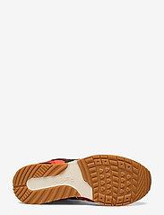 Mizuno - Mizuno GV 87(U) - lave sneakers - orangepeel/blk/pristine - 4