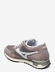 Mizuno - Mizuno GV 87(U) - lave sneakers - steeple gray/white - 2