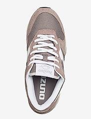 Mizuno - Mizuno GV 87(U) - lave sneakers - steeple gray/white - 3