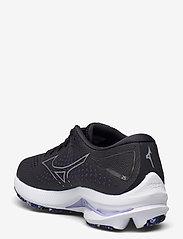 Mizuno - WAVE RIDER 25(W) - running shoes - blackened pearl - 2