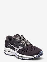 Mizuno - WAVE INSPIRE 17(W) - running shoes - blackened pearl - 0