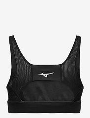 Mizuno - Style Bra(W) - sportbeh''s: low - black - 1