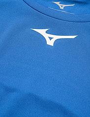Mizuno - Shadow Tee(M) - t-shirts - nebulas blue - 2