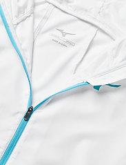 Mizuno - Hoody Jacket(W) - träningsjackor - white - 2