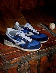 Mizuno - Mizuno GV 87(U) - lave sneakers - nebulasb/wht/dressblues - 0