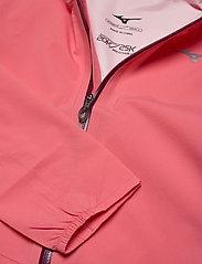 Mizuno - 20K ER Jacket(W) - träningsjackor - tea rose - 3