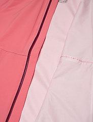 Mizuno - 20K ER Jacket(W) - träningsjackor - tea rose - 5