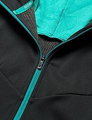 Mizuno - Hineri BT Softshell(M) - sportsjakker - black - 3