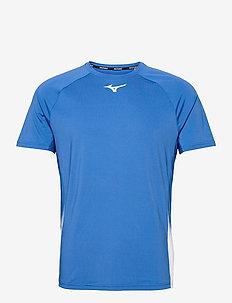 Shadow Tee(M) - t-shirts - nebulas blue