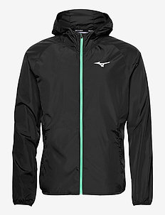 Hoody Jacket(M) - training jackets - black