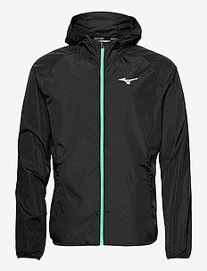 Hoody Jacket(M) - sportsjakker - black