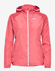 Hoody Jacket(W) - training jackets - tea rose