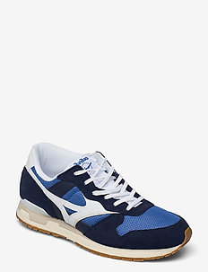 Mizuno GV 87(U) - låga sneakers - nebulasb/wht/dressblues