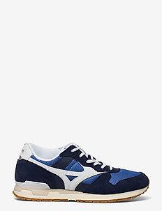 Mizuno GV 87(U) - lave sneakers - nebulasb/wht/dressblues