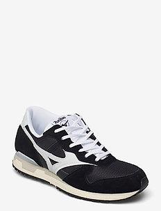 Mizuno GV 87(U) - låga sneakers - black/highrise/steelgray