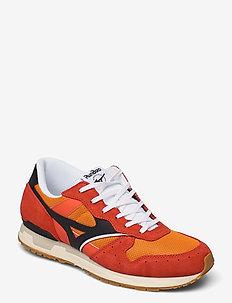 Mizuno GV 87(U) - låga sneakers - orangepeel/blk/pristine