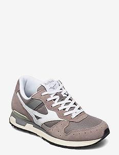 Mizuno GV 87(U) - låga sneakers - steeple gray/white