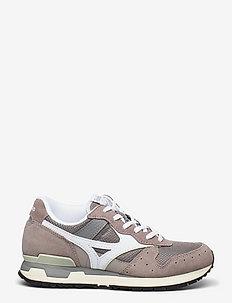 Mizuno GV 87(U) - lave sneakers - steeple gray/white