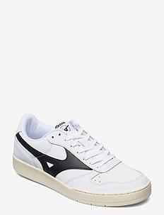CITY WIND(U) - lage sneakers - white/black
