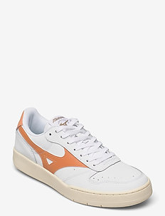 CITY WIND(U) - lage sneakers - white/coppertan
