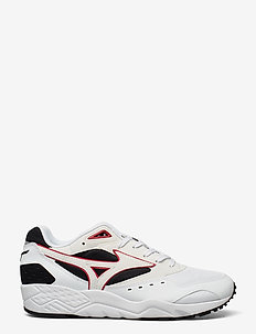 Contender(U) - lave sneakers - black/white/fieryred